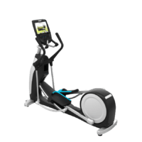 elliptical fitness machine