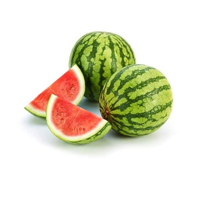 semangka merah non biji