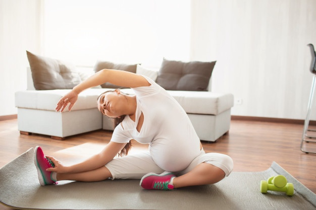 Olahraga untuk ibu hamil