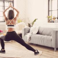Workout mengecilkan perut