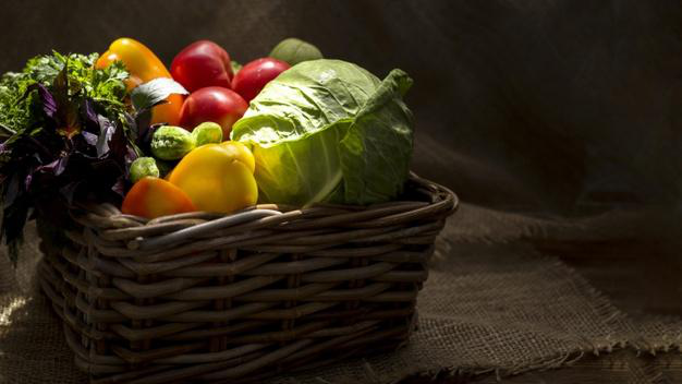 Jenis-jenis sayur organik
